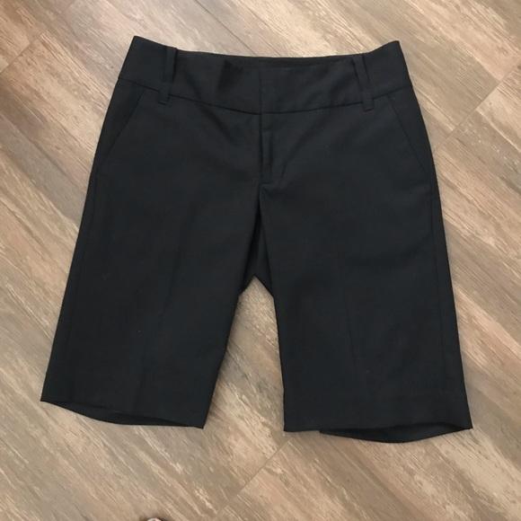 Banana Republic Pants - Banana Republic Black Dress Shorts NWOT